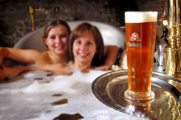 Pivní lázně Chodová Planá