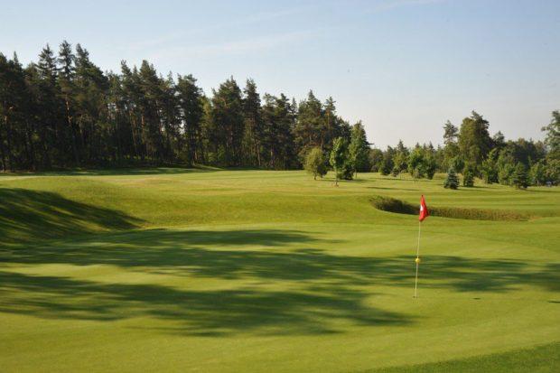 Milujete Golf? V okolí je dostatek příležitostí!