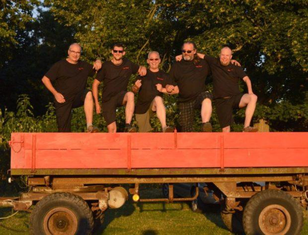 Zrušeno - Ukončení letní sezóny s kapelou Bugr Band