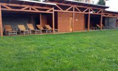 Sauna - odpočinková zóna