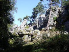 Přírodní památka Goethova skalka
