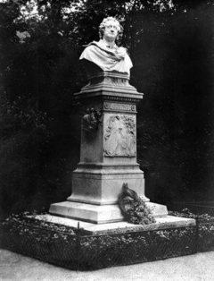 Pamětník Johanna Wolfganga von Goethe