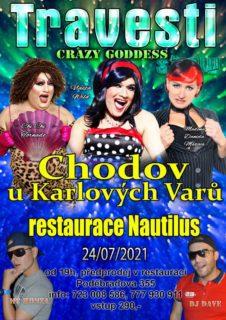 Travesti Crazy Goddess